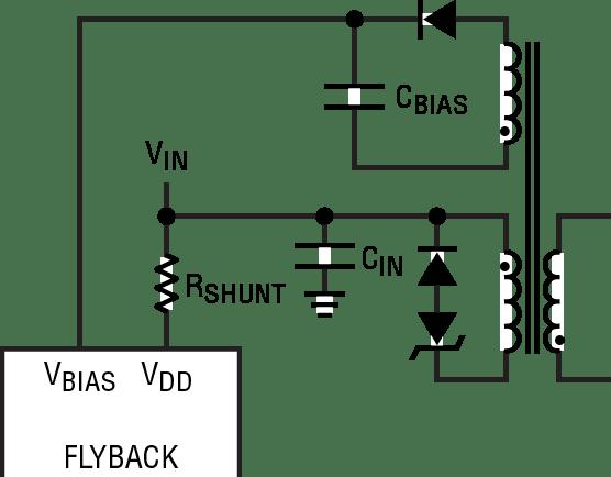 analog circuitry