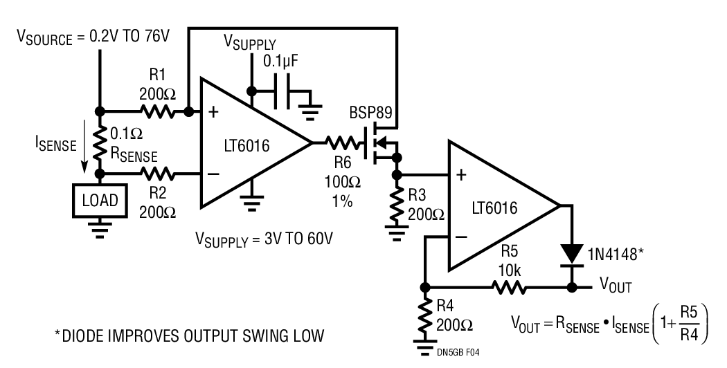 extended voltage range fram