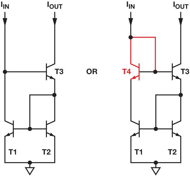 simple analog circuit