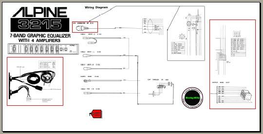 Alpine Equalizer Wiring Diagram - 5aaxoowklsmestajtarainfo \u2022