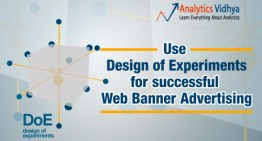 Beginner's guide to Design of Experiments (with case study on banner advertisement)