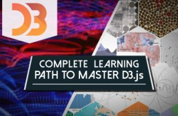 Launching learning path to master D3.js