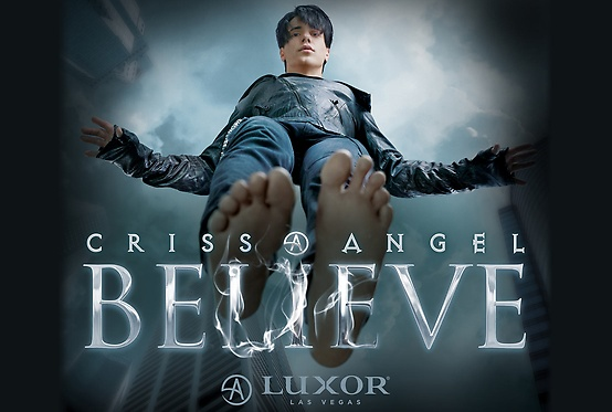 Criss angel strip