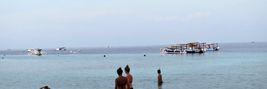 Gili T second time