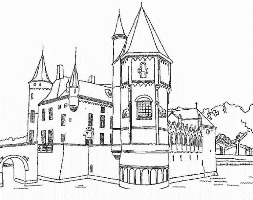 duchess of cambridge coloring book - Google Search Coloring Pages - dessin de maison a imprimer