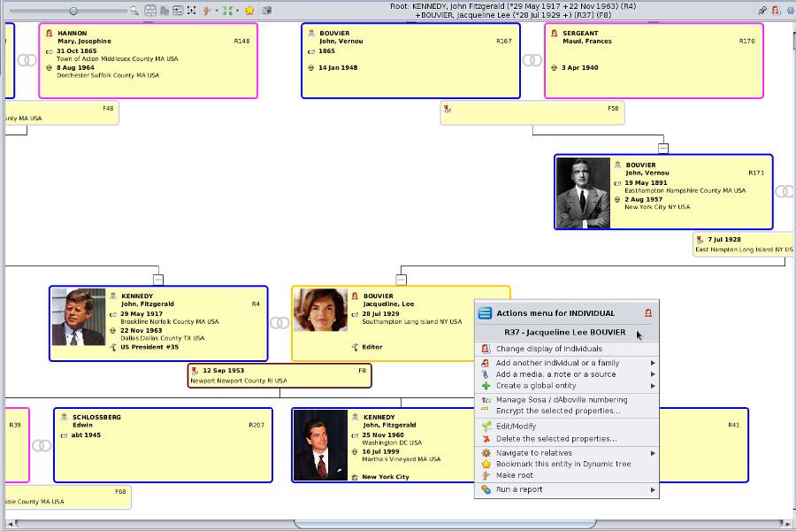 Ancestris - Free Genealogy Software