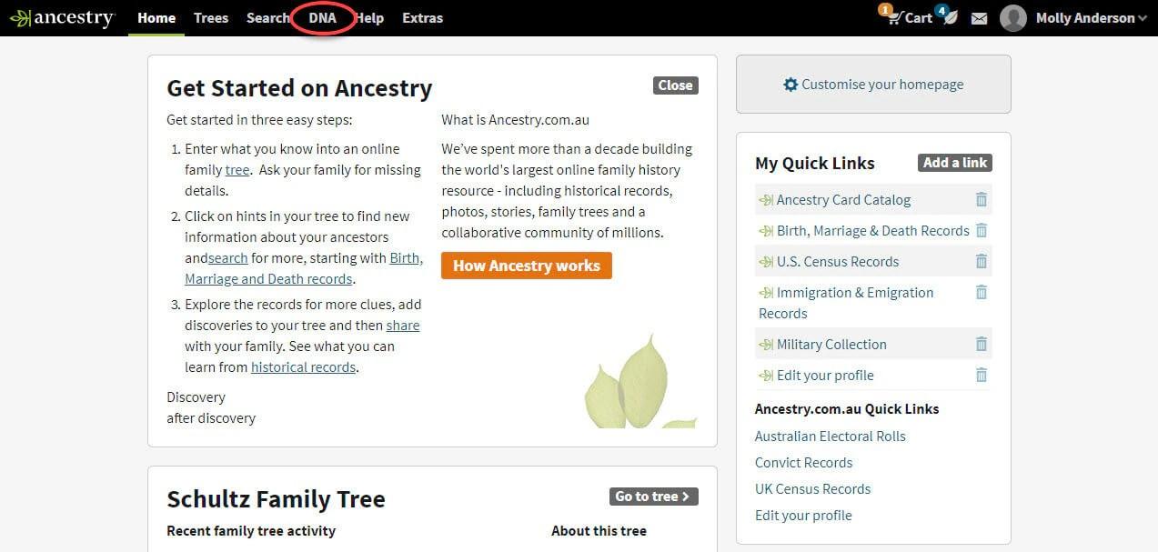 AncestryDNA® Ethnicity - support ancestry com