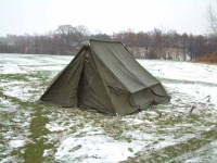 British Army 5 Man Arctic Ridge Tent - Super Grade