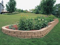 Windsor Block Stone Retaining Wall & Garden Stone Wall Blocks