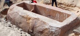 60 ton sarcophagus found at Abydos