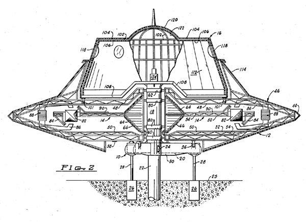 nikola tesla flying machine