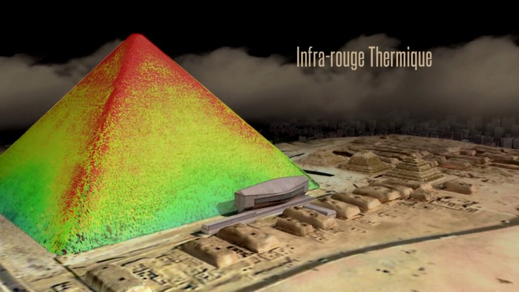 The Great Pyramid Of Giza A Tesla-like Power Plant Built Thousands