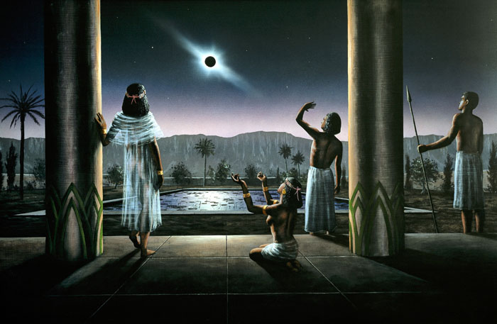 What Calendar Do We Use Today Credit Online Bible New American Bible Amazing Ancient Egyptians Discovered A Solar System