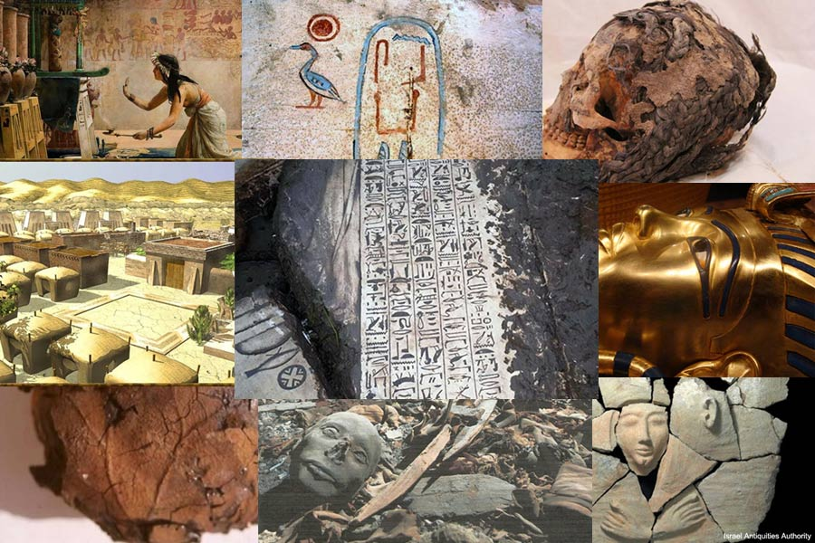 Top Ten Ancient Egyptian Discoveries Of 2014 Ancient Origins