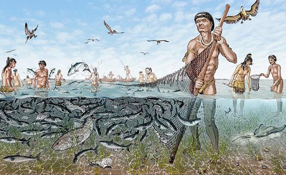 The Calusa People A Lost Tribe Of Florida That Early