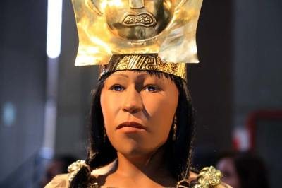Lady of Cao Comes to Life: Face of Peruvian Priestess ...