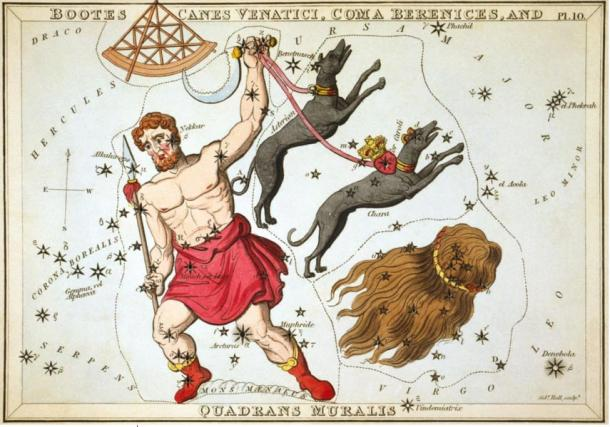 Dog Days Of Summer The Rising Of The Dog Star Sirius
