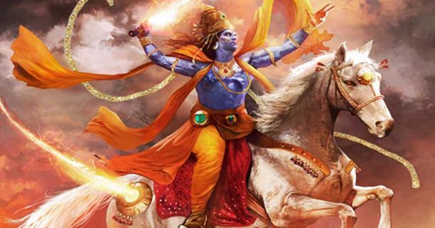 Shri Ram Ji Hd Wallpaper When Kalki The Destroyer Descends Greed Corruption War