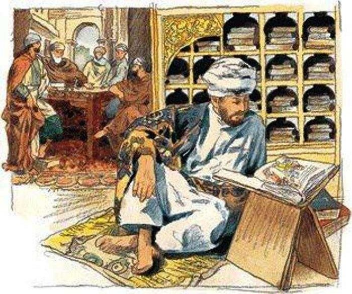 The House of Wisdom was a huge library in Baghdad and major