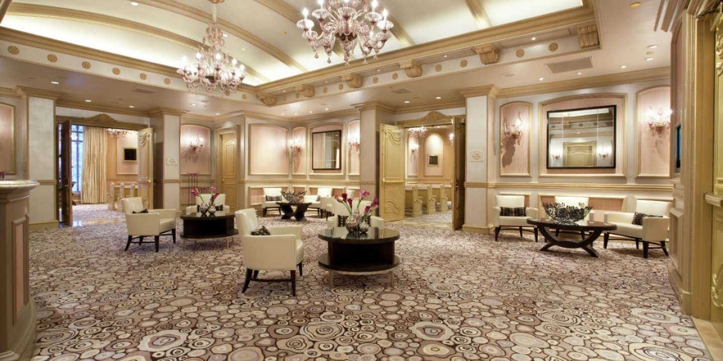 vegas wedding chapels vegas wedding chapels bellagio weddings chapel lobby image high