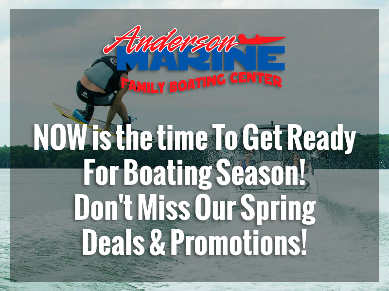 Anderson Marine - New  Used Boats, Outboards, Service, and Parts in