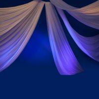Fantascape Ceiling Drapes Prom Theme Kit (set of 6 ...