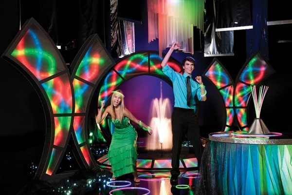 Glow Ideas for Senior All Night Parties and Spring Dances