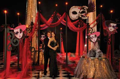4 Ways To Create A Masquerade Prom Theme Anderson39s Blog