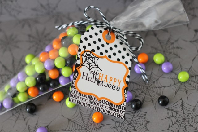 Happy Halloween Free Printable Design