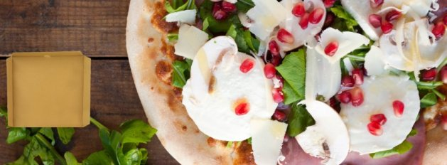 pizza rania at il pizzaiolo