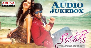Nee Jathaleka Telugu Movie Jukebox