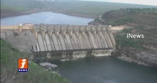 Devotees Feel Happy For Huge Water in Srisailam Dam