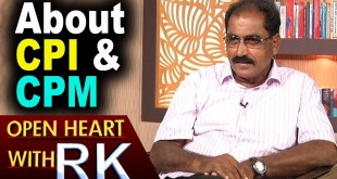 Open Heart with R.K.: Thammineni Veerabhadram
