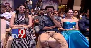 Abhinetri Telugu Movie Audio Launch Highlights