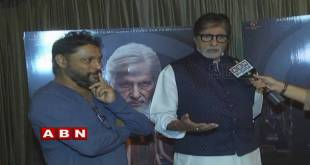 Amitabh Bachchan's chit chat with ABN media