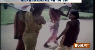 Odisha: Daughters carry mother's body to cremation ground