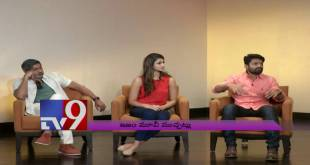 Kalyan Ram,Jagapati Babu and Aditi Arya on Ism movie