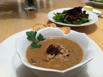 Wildmushroom Soup