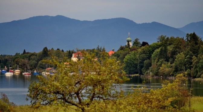 Urlaub am Starnberger See, der erste Tag