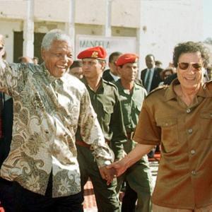 Tripoli, 1997: quando Nelson Mandela ruppe l'embargo contro la Libia
