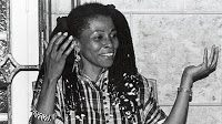 Assata Shakur in exile in Cuba, 1990s