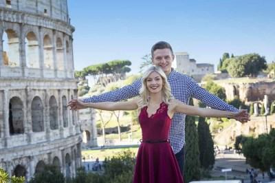 Portrait Photographer Rome Italy | Lifestyle Photography