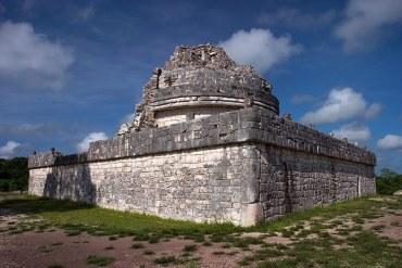 El Caracol - обсерватория. Чичен-Ица.