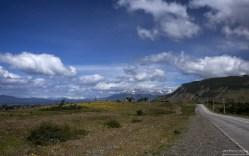 Всё дальше на север Патагонии.