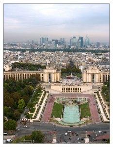 Дворец Шайо (Palais de Chaillot).