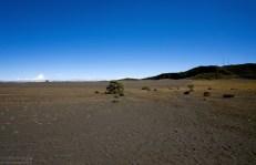 Спресованный пепел на вершине вулкана Иразу.