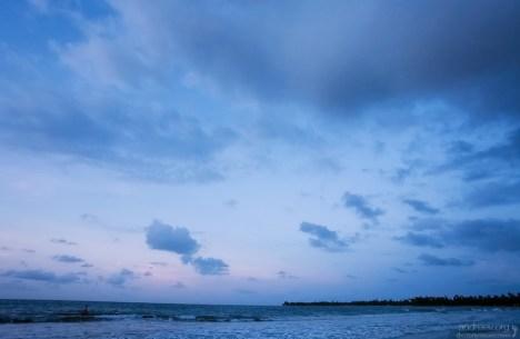 Вечерняя Атлантика.