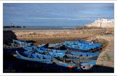 """""""Синие лодки Эс-Сувейры""""."""