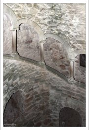 Спиральная лестница в Колодце Посвящения. Кинта да Регалейра.
