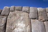Камни соединены без единой капли раствора. Sacsayhuamán.